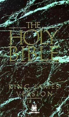 NEW Holy Bible By King James Version Paperback Free Shipping