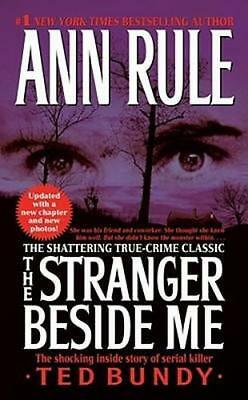 NEW The Stranger Beside Me By Ann Rule Paperback Free Shipping