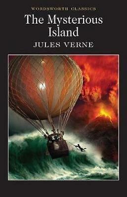 NEW Mysterious Island By VERNE JULES Paperback Free Shipping