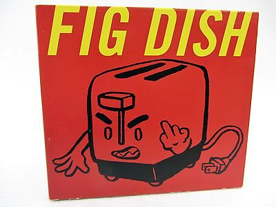 CD - FIG DISH 4 Song EP 1995 31457-9489-2 - Quiet Storm King Eyesore Downed