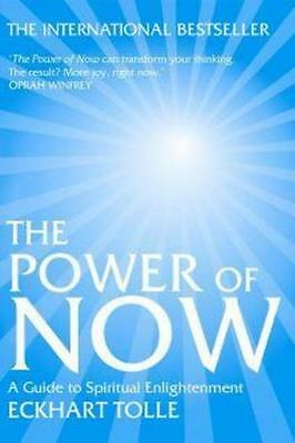 NEW The Power of Now  By Eckhart Tolle Paperback Free Shipping