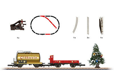 Märklin 82720 Z Gauge Extension set to 81709 #new original packaging#