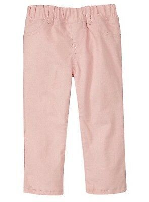 8c232685008 GAP Baby   Toddler Girl 18-24 Months NWT Pink Sparkle   Glitter Corduroy  Pants