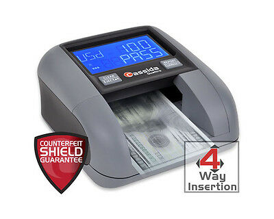 Cassida Quattro 4-Way Automatic Counterfeit Bill Detector