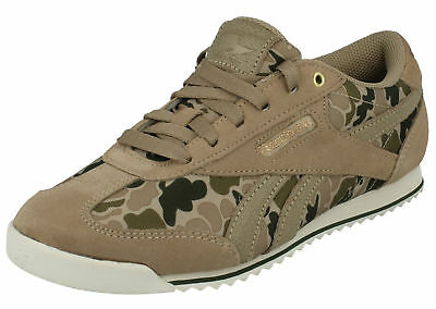 4a60d22fb34d Reebok Ladies Royal CL Rayen Suede Textile Trainers V61786 UK 5 to 6.5 (R8B