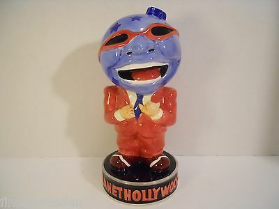 PLANET HOLLYWOOD Advertising Ceramic Figural Planter Vase - Cool Piece