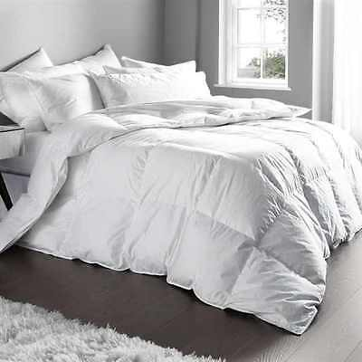 Luxury Duck Feather & Down Duvet Quilted Bedding - All Sizes and Togs Available