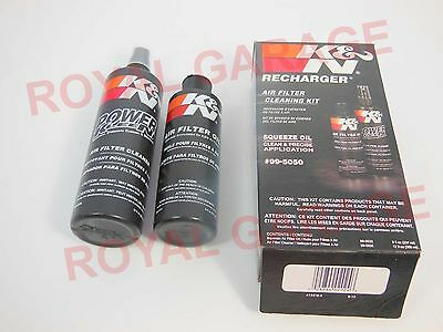Royal Enfield K&n Filter Cleaning Kit For Cleaning Your Air Filter