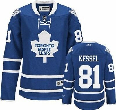 NHL Eishockey Kinder Youth Trikot Jersey TORONTO MAPLE LEAFS Phil Kessel 81
