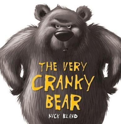 NEW The Very Cranky Bear By Nicholas Bland Board Book Free Shipping
