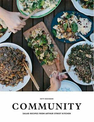 NEW Community By Hetty McKinnon Paperback Free Shipping