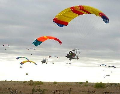 LEARN TO FLY Aerochute - Save $80 Trial Introductory Flight (60 minutes)