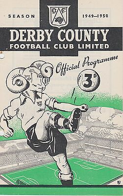 DERBY COUNTY v PRESTON NORTH END  RESERVES ~31 DECEMBER 1949