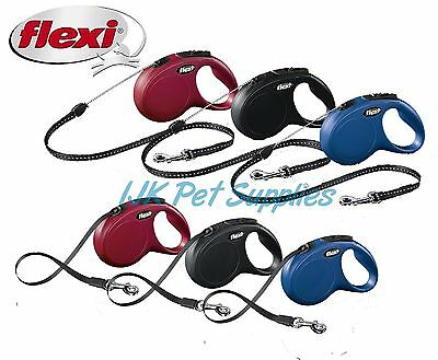 New Flexi classic Retract Retractable Dog Puppy Lead Leash - cord or tape