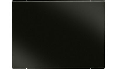 Leisure S90K Black Steel 90cm High Quality Splashback NEW 1 Yr Wrty