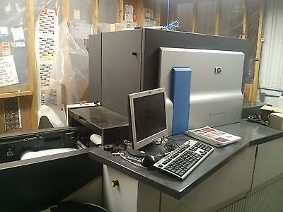 Hp Indigo WS2000 - Lots of extras - $10,000 CAD - Priced to sell