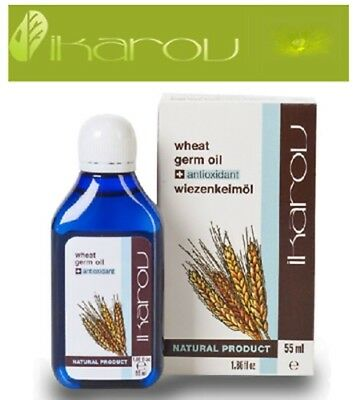 IKAROV WHEAT GERM Essential Oil -55 ml.