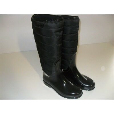 Burberry Stivali Da Pioggia N 36 Rainboot Scarpe Donna Shoes Antipioggia 759d4878ded