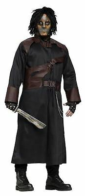 Halloween SCARY SOUL STEALER Standard Adult Men Costume Haunted House