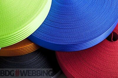 Seatbelt Webbing-Standard 48mm-13 colours (High Quality; Manufactured in the EU)