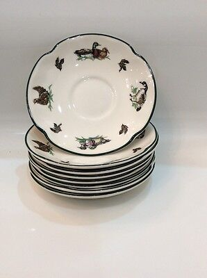Johnson Bros BROOKSHIRE Saucers Set Of 6