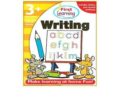 Writing First 3+ Early Learning Years Pre-School Cheapest Educational New Book