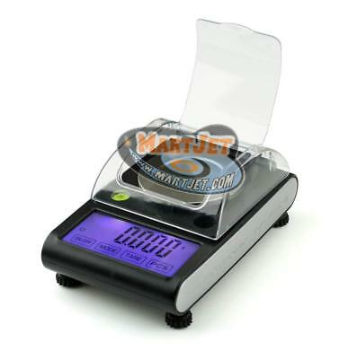 AWS ZEO-50 Milligram Lab Scale 50g x 0.001g mg Reloading Grain Jewelry Carat ct
