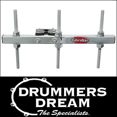 Gibraltar Percussion Mount Clamp GAB-12 Mounting Bar  5 YEAR WARRANTY!