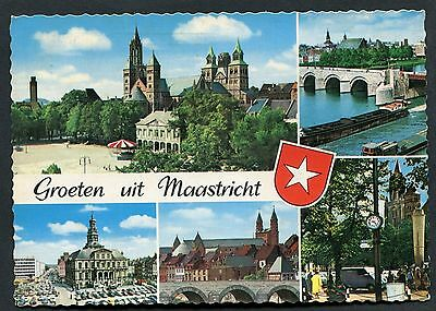 Posted 1970. Multiviews of Maastricht