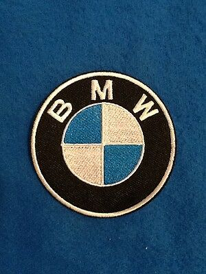 BMW Automobiles Car Racing Motorcycle Hat Shirt Jacket Embroidered Iron On Patch
