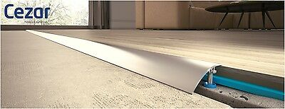 200 CM !! Door Bars Threshold Strip Transition Trim Laminate Tiles VARIOUS SIZES