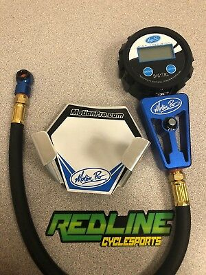 Motion Pro Digital Gauge with holder for Dunlop GPA race  tires