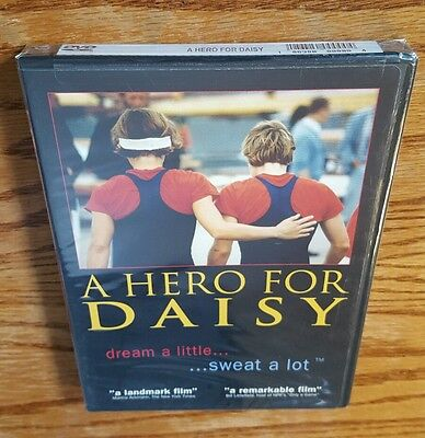 A Hero For Daisy (DVD, Home Use Edition) Chris Ernst documentary Title IX NEW