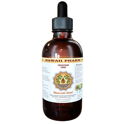 Hirsutism Care Liquid Extract Herbal Supplement