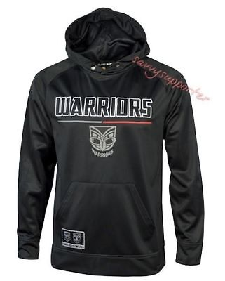 New Zealand Warriors NRL 2016 Mens Polyester Hoodie 'Select Size S-5XL BNWT