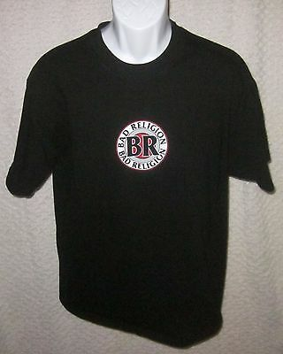 Bad Religion t-shirt size adult Large by M&O Knits