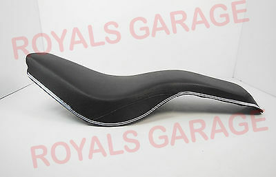 Front Rear Slim Seat Chopper Bobber For Royal Enfield Classic Electra 20