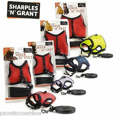 Sharples n Aide Marche « n » Gilet Protection Laisse Animal Harnais