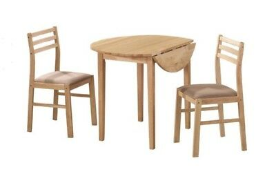 Casual Dining Chair Light Brown