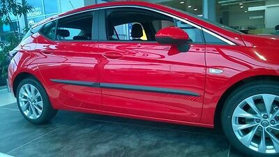 OPEL VAUXHALL ASTRA K  Side Protection Mouldings/ Door Protector/ Rubbing Strips