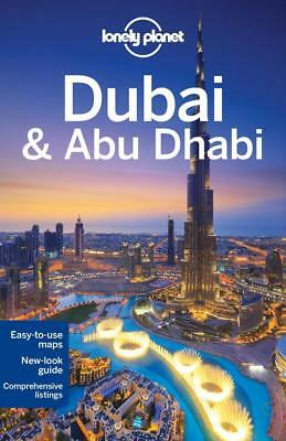 NEW Dubai & Abu Dhabi By Lonely Planet Paperback Free Shipping
