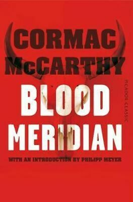 NEW Blood Meridian By Cormac McCarthy Paperback Free Shipping