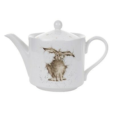 Wrendale by Royal Worcester Hare Teapot Wrendale by Royal Worcester