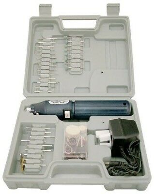 316Pc Cordless Dremel Type Hobby Rotary Mini Tool Drill + Case +  Accessories