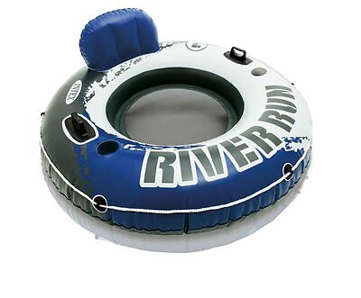 Intex ciambella poltrona gonfiabile mare materassino piscina river run 58825