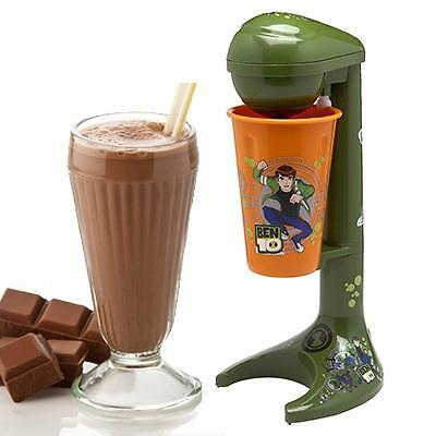 Brand New Ben 10 Ultimate 2 Speed Milkshake Maker