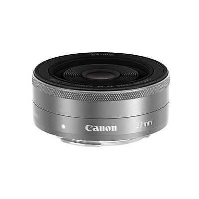 Canon  EF-M22mm F2 STM (SL) Moderate wide-angle Lens Lightweight Design