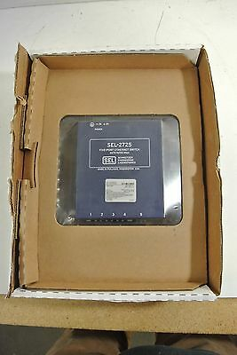 New Schweitzer  SEL  SEL-2725 Five Port Ethernet Switch 2725S02X1