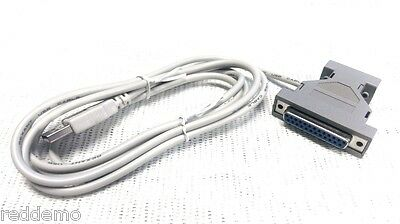 Siemens Simatic S5 dual-port TTY interface cable USB