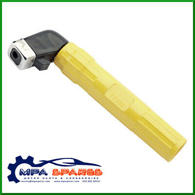 400A Yellow Twist Grip Welding Electrode Holder